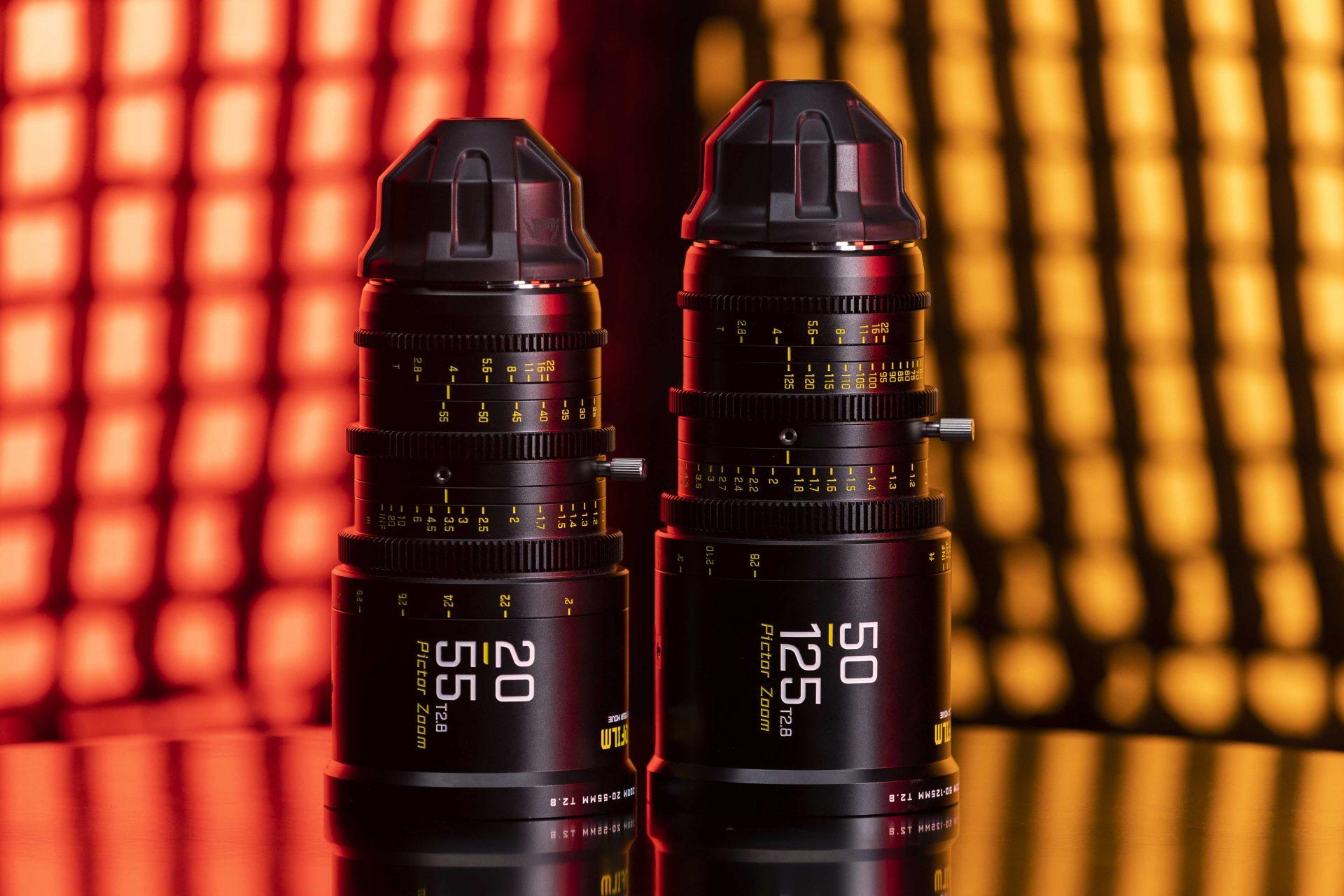 DZOFilm Pictor Zoom Lenses